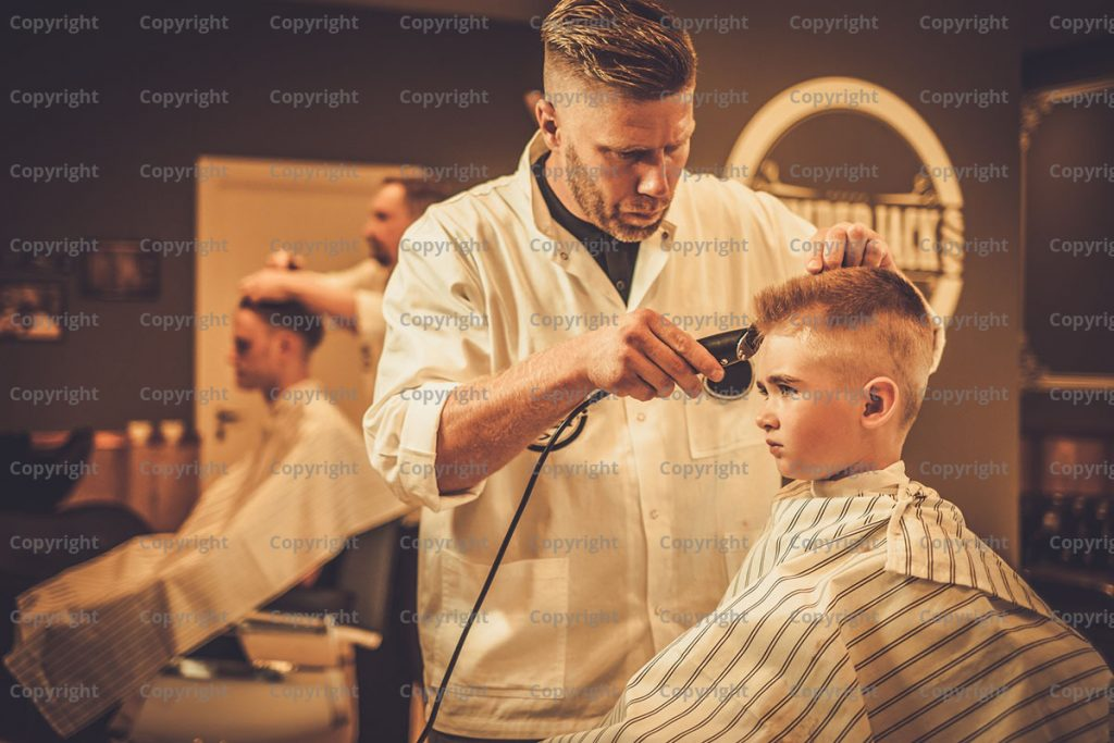 Children Haircut